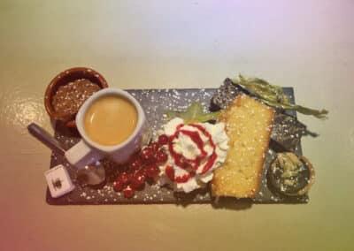 Dessert : le Café gourmand
