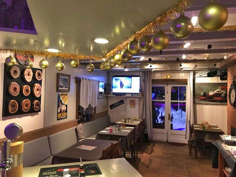 Quelques photos de votre bar et restaurant de Hauteluce